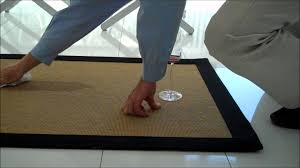 how to wash an area rug cleaning anywhere sisal youtube