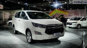 toyota india car toyota cars at auto expo 2016 innova launch price