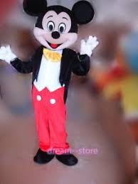 top sale new mickey mouse mascot costume size halloween