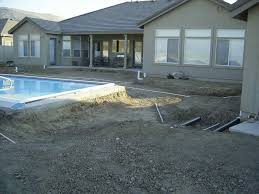 paver furniture with french home paver patio drainage design
