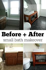 Tiny Bathroom Makeovers - tiny bath makeovers decorating your small space