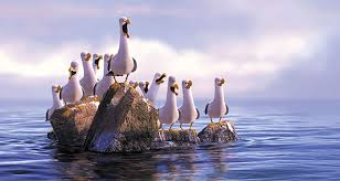 Finding Nemo Seagulls Meme - 17 disney quotes that will never get old oh my disney