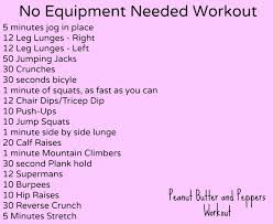 Bedroom Workout No Equipment Weight Loss Exercise Routine Without Equipment Bedroom Design