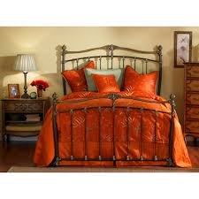 merrick iron bed iron beds wesley allen outlet discount furniture
