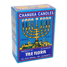 hanukkah candles colors 44 classic hanukkah candles assorted colors height 4 inches 10 cm