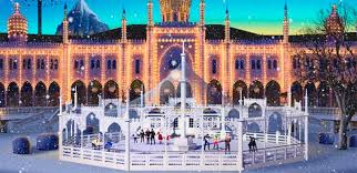 winter in tivoli with unlimited ride ticket