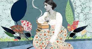 virginia woolf une chambre soi virginia woolf sublime liquidation virginia woolf illustration