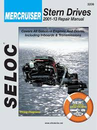 mercruiser service manuals u0026 mercruiser repair manuals by seloc