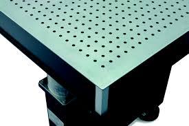 Anti Vibration Table by Vibration Isolated Optical Tables Model Lto Bilz Vibration