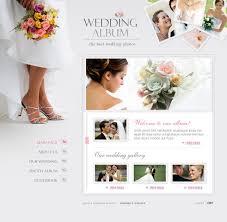 best wedding album website wedding album flash template 21915