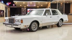 electric power steering 1985 lincoln town car free book repair manuals lincoln town car classics for sale classics on autotrader