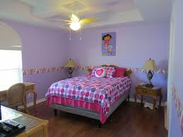 traditional kids bedroom with chair rail u0026 arched window in