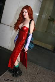 jessica rabbit jessica rabbit cosplay double your chances of winning the competition