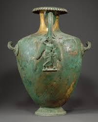Different Types Of Greek Vases Ancient Greek Bronze Vessels Essay Heilbrunn Timeline Of Art