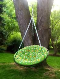 Papasan Chair Cover Furniture Creative Diy Tree Chain Hanging Papasan Chair With