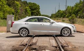 cadillac ats models cadillac plans a sub ats sedan car and driver car and