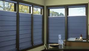 Inside Mount Window Treatments - fancy blinds to go roman shades and inside mount vs outside mount