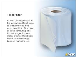 White Cloud Bathroom Tissue - cloud computing what americans know and don u0027t know about the