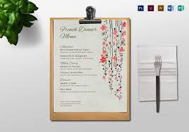 26 catering menu templates u2013 free sample example format download