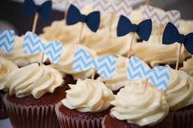bow tie baby shower our bowtie baby shower dessert table cw distinctive