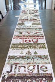 merry u0026 cheer quilted christmas table runner pattern polka