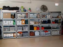 garage storage shelves diy garage storage shelves designs and