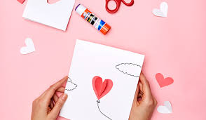 valentines day cards diy s day cards for your sweetheart walmart