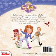 sofia royal games disney book group catherine