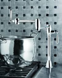 Pot Filler Kitchen Faucet Faucet Design Exciting Merola Tile Backsplash With Unique Pot