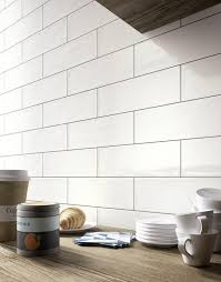 brick glossy u2013 ceramic wall coverings for kitchens and bathroom