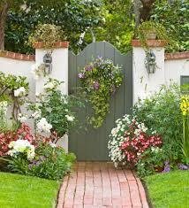 Garden Gate Garden Ideas Great Garden Gate Ideas Midwest Living