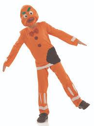 Halloween Costumes Gingerbread Man Child Gingerbread Man Costume Fs3953 Fancy Dress Ball