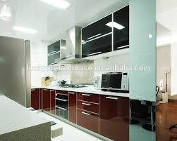 Kitchen Cabinet Furniture Laminated Kitchen Cabinets Reprinting Laminate Cabinets She