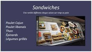 cuisiner brocolis surgel駸 sandwich café lulu