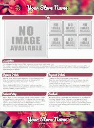 custom ebay store u0026 auction templates shop