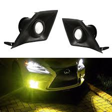 lexus is350 f kit amazon com ijdmtoy lexus f sport 15w high power projector led fog