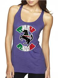 Italian Flag Tank Top Italian Tank Tops For Women Dress Images