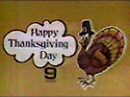 wgn channel 9 happy thanksgiving day partial bumper 1978