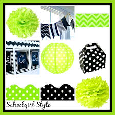 Green Black Red Flag Symbols Good Looking Lime Green Black Classroom Theme Decor