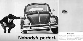 volkswagen lemon volkswagen 60 ans de publicité basée sur la vérité