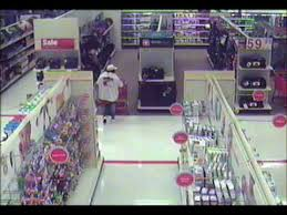 fake target workers black friday target robbery security video youtube