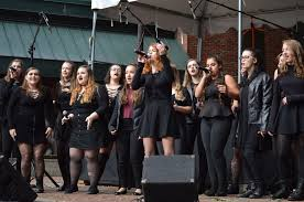 danvers high choral music chorus blog