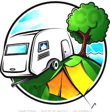 camper clipart family camping 1 jpg