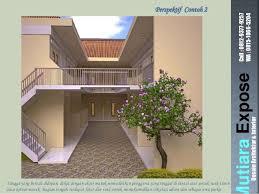 design interior rumah petak contoh desain rumah kontrakan petak
