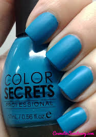 jb cosmetics color secrets professional nail lacquer swatches and