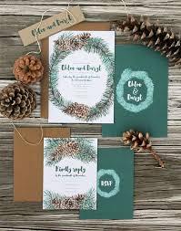 winter themed wedding invitations best 25 wedding invitations ideas on winter