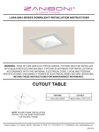 zaniboni wiring diagrams u0026 installation guides