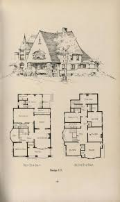 268 best vintage home plans images on pinterest vintage houses