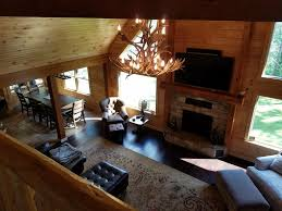 lost bear cabin laurel highlands luxury ho vrbo