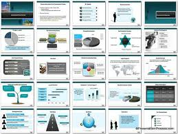 free business plan template ppt business card powerpoint template
